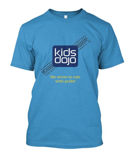 Kids Dojo Tshirt